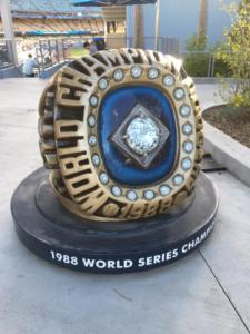 1988 WS Champs Ring