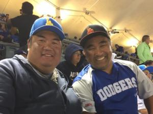 Jay Anthony Rivalry Caps Annual DodgersNight 2017